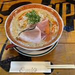 麺屋 Somie's - 料理写真:ぴりごまちゃん