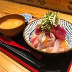 魚のてっぺん - 料理写真: