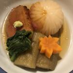 欅 くろさわ - 煮物