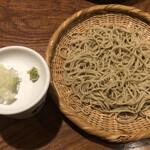 欅 くろさわ - 〆のもり蕎麦