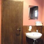 徳島らーめん ひろ家 - おトイレです。