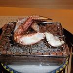 15758848 - 焼き蟹