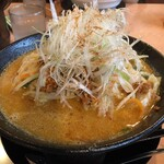 麺屋かずを - 料理写真:ゴマ担々麺 850円