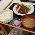 とんかつあべ - 料理写真: