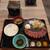 うし寅 - 料理写真:牛かつ定食(中)