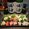 すし居酒屋 樽 - 料理写真:田酒とのペアリング