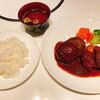 びもん - 料理写真:ハンバーグ&チキンカツランチ