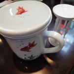 清華茶荘 - ドリンク写真:お茶