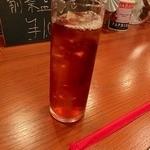 アザレア - 黒ウーロン茶