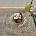 ドルチェカサリンゴ - 料理写真: