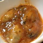 オーガニックハウス - 牡蠣のチリソース100g280円
