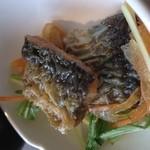 オーガニックハウス - 秋刀魚の南蛮漬け100g280円