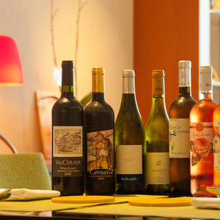 イタリアワインを中心に数量限定ワイン各種入荷中♪