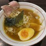水輝 - 鶏TON醤油ラーメン