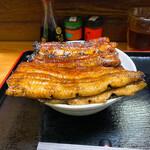 うなぎ 丸富 - 料理写真: