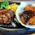 トマト & オニオン - 料理写真:和風あんかけハンバーグ&ヒレかつとイカフライ