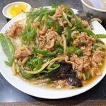 157620673 - 青椒飯(大盛)830円