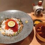 Shirasushokudoujakoyananadaimeyamari - 釜揚げしらすといくら丼1980円