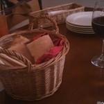 15763121 - パンとワイン