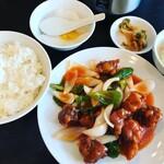 清華楼 - 料理写真:すぶた