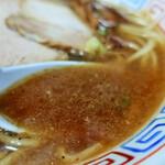 長尾中華そば - 津軽煮干しラーメン あっこく麺 細麺