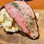 野毛ビストロ ZIPテラス - 肉屋のポテトサラダ