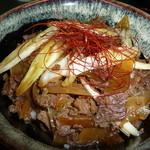丸一食堂 - 料理写真:身延どんぶり街道 馬鹿丼(ばかどんではありませんうまかどんです)