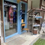KIRI CAFE - 入り口