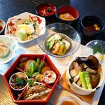 澤乃井ままごと屋 - 花コース   4,104円(税込) お料理の内容は季節により異なります。