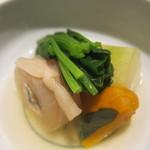 15765492 - 野菜の炊き合わせ