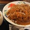 ファミリーレストラン 園 - 料理写真:カツカレー!