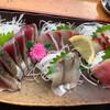 さかな館 - 料理写真:刺身定食の刺身