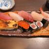 蛇の目鮨 - 料理写真:上寿司
