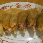 味噌と餃子 青源  - 源ちゃん焼き餃子