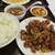 味坊 - 料理写真:ラムのクミン炒め定食