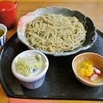 日本料理 いな穂 - 「手振そば(大盛り)」\950です(11/10UP)