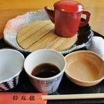 日本料理 いな穂 - 「完食&完飲⇒失礼な画像ですが;」です(11/10UP)