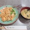 cafeル・マン - 料理写真:エビチャーハン