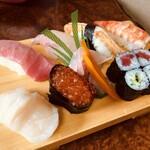 寿司処やぐら - 料理写真:握り(竹)