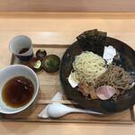 157674157 - つけ麺 醤油 1800円