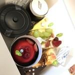 菓子畑 - 料理写真: