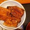 乙川屋 - 料理写真:うなぎ丼の上