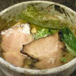 麺屋のばな - 塩らーめん(600円)