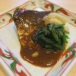 居酒屋食堂めっし - サバの味噌煮