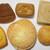 田子の月 - 料理写真:月彩菓。6個入。