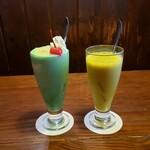 雪詩慕雲 - ドリンク写真:バナナジュース