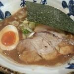15769025 - 魚介醤油ラーメン