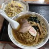 峰来軒 - 料理写真:半チャンラーメン800円