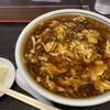 白金 松月 - 料理写真:かき玉そば 750円