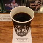 オールデイコーヒー - 本日のコーヒー(519円)